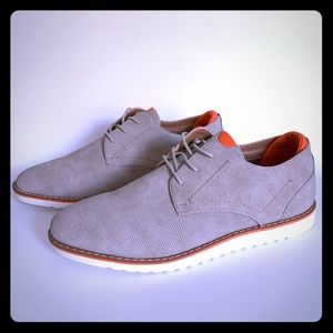 MADDEN Men's (Size 11.5) M Calen Taupe Oxfords